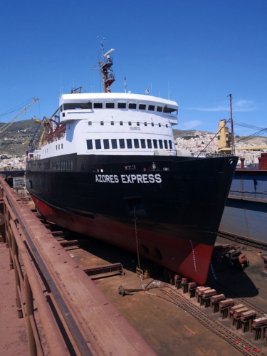 AZORES EXPRESS (ex.AEOLOS, MOBY LOVE)
