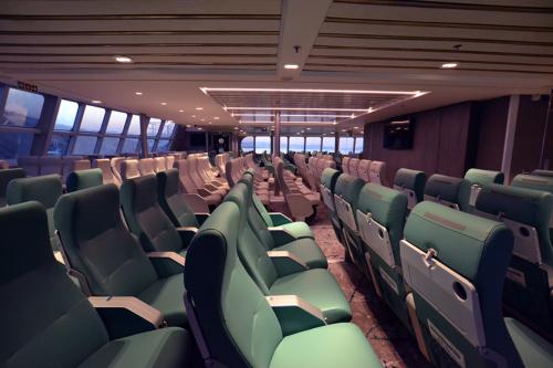 back air seats-Deck 2