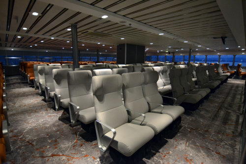 Super Express - Deck 3 - Back Airseats