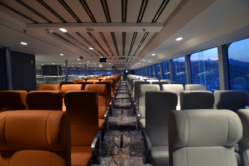 back airseats- Deck 3