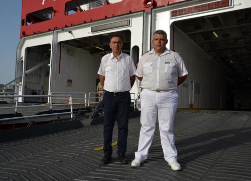 boatswain-staff captain