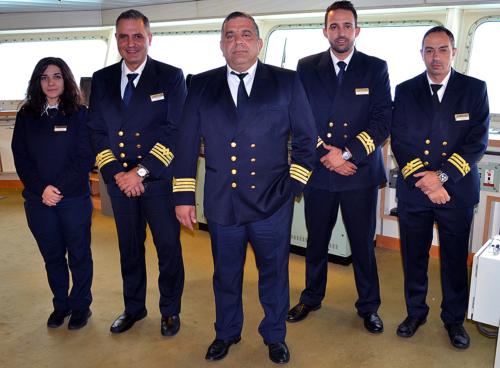 bridge officers
