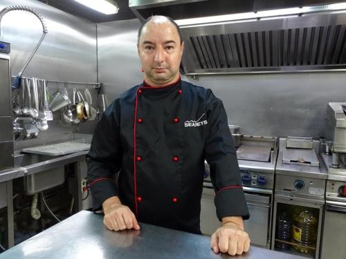 chef κ. Μιχαήλ Σμυρνής