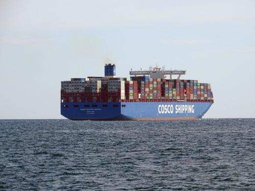 cosco shipping scorpio