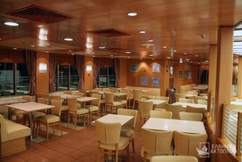 Blue Star Naxos - Deck 6 - Self Service