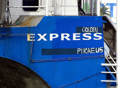 golden express