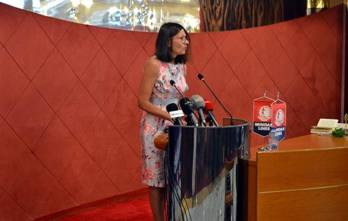 Mrs Katerina Apostolidi