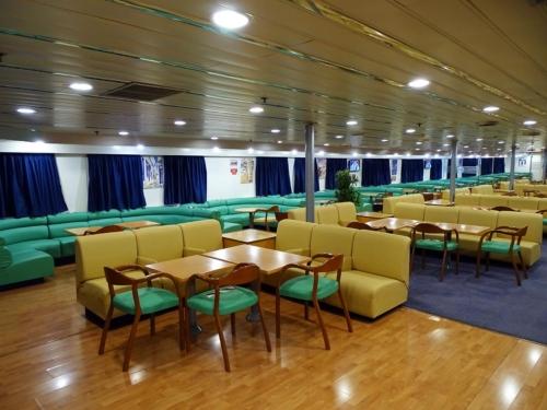 Aqua Jewel-Deck 5-Lounge