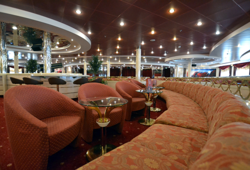 main lounge & conference center