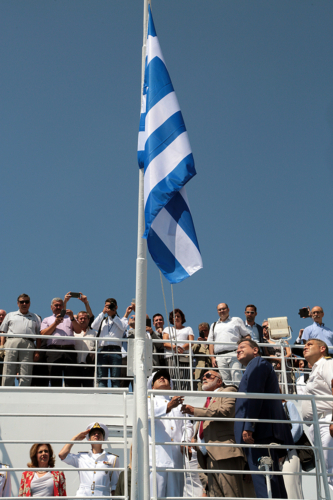 inauguration ceremony-Mykonos Palace