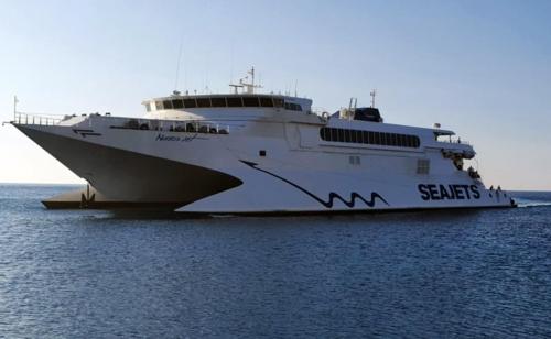Naxos Jet (ex. Cyclades Express, Al Huda I) - Photos