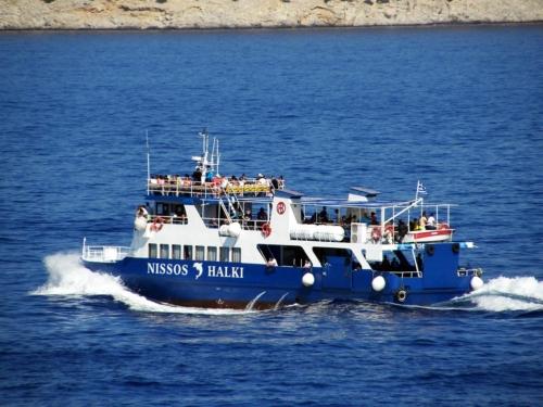 Μικρά τουριστικά και επιβατικά σκάφη