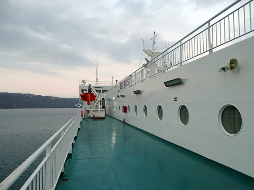 bar Ocean - open deck