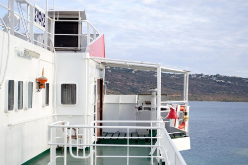 Iosif K-Deck 6-Open Deck