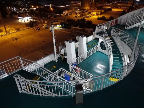 Elyros - Open Deck (Deck 8)