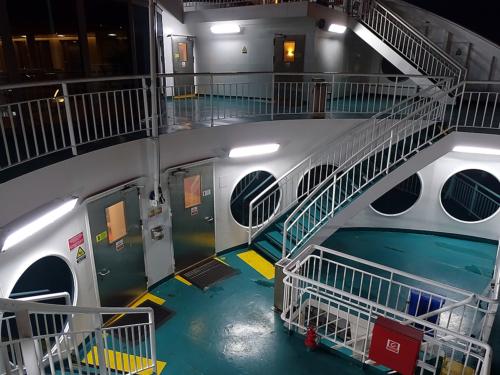 Elyros - Open Deck (Deck 7)