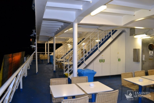 Blue Star Ithaki - Deck 6 - Opendeck
