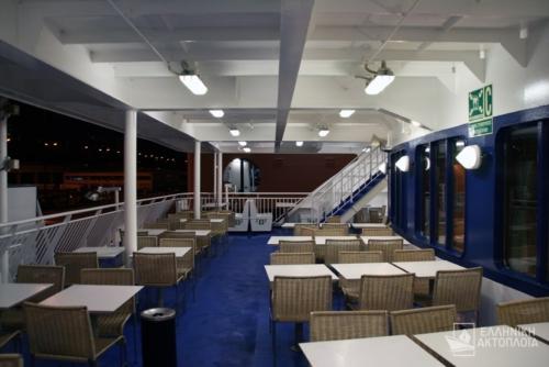 Blue Star Naxos - Deck 6 - Open Deck
