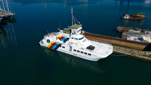 Sea Star-Dry Docking