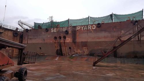 sefine shipyard