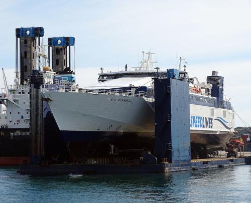 Speedrunner III - Dry Docking