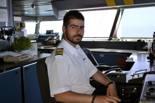 staff captain