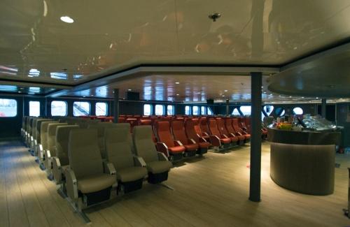 upper deck back