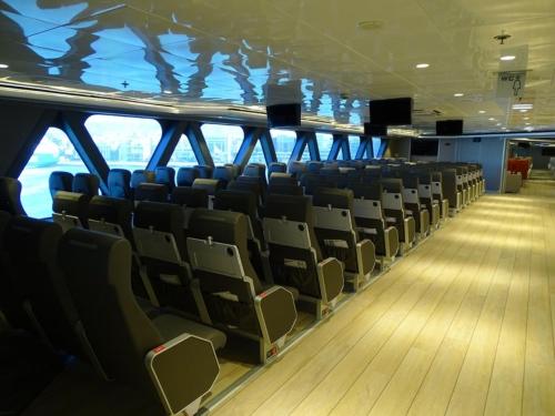 upper deck centre
