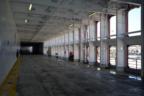 upper garage