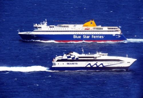 worldchampion jet-blue star paros